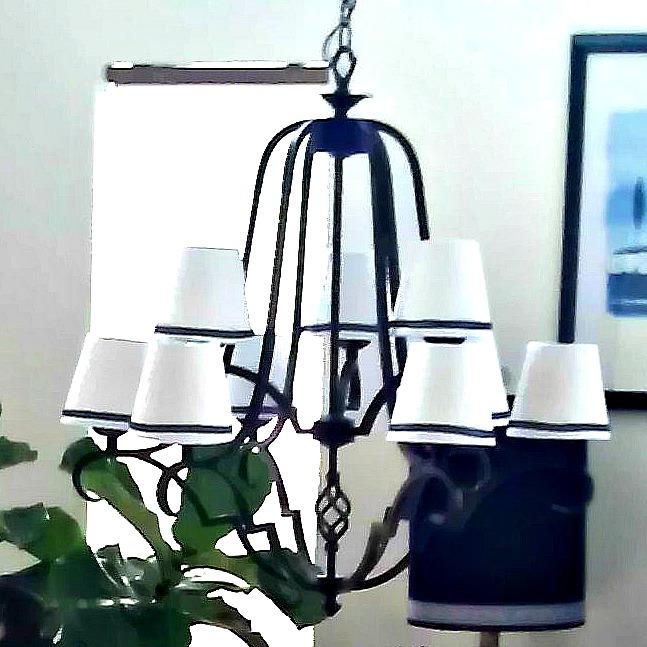 lamp shades   amy krist interiors
